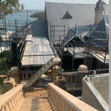Roof Damage Insurance Re-Roofing - Mosman NSW
