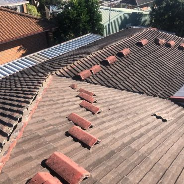 Installation Roof