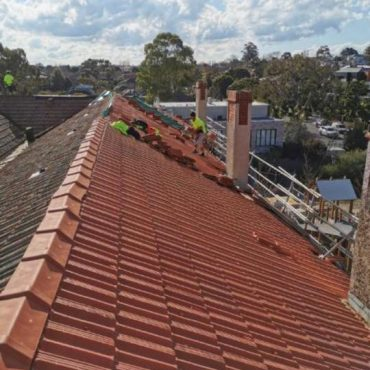 Teracotta Roofing