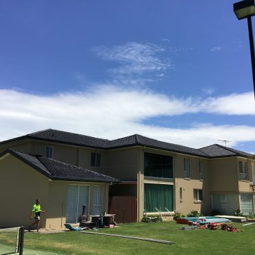 Roof Restoration Project - Warrandyte