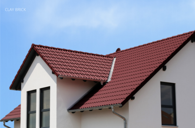 DGA Roofing Clay Brick Roofing
