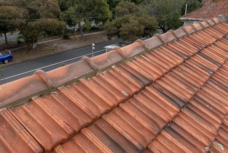 port melbourne 1 residential terracotta roof repair