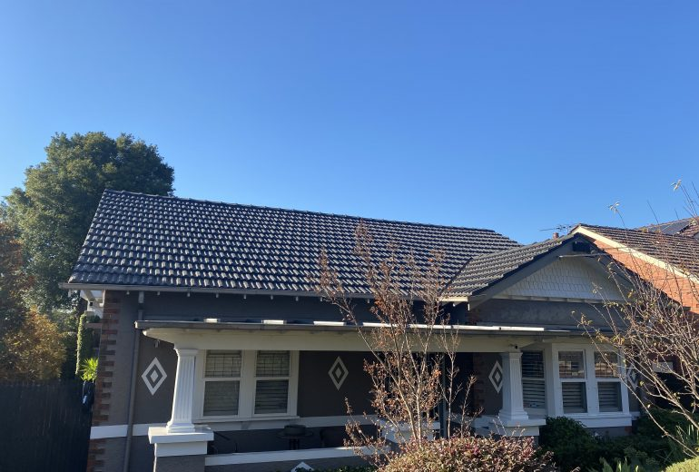 malvern east 1 residential re-roofing