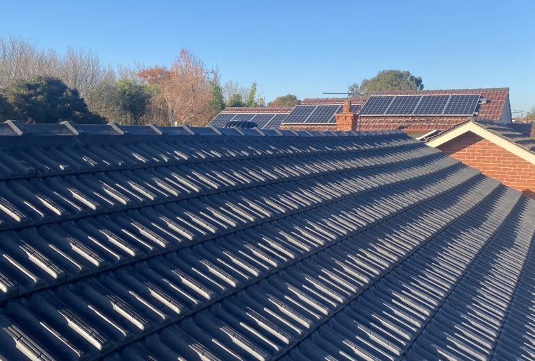 malvern east 4 residential re-roofing