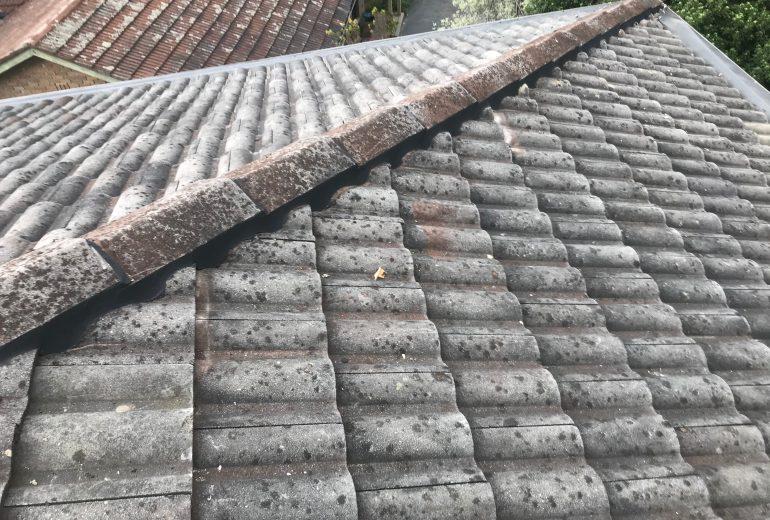 montmorency 3 terracotta roof repair