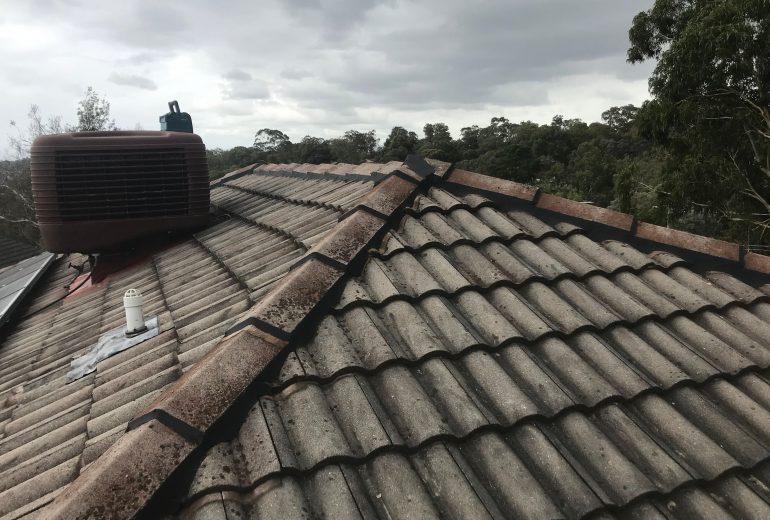 montmorency 1 terracotta roof repair
